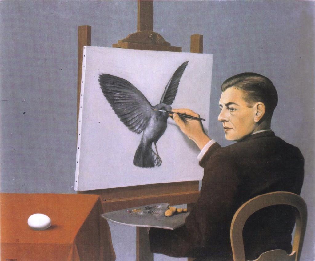 MagritteClairvoyance - copie